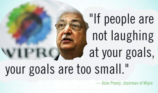Quote by Azim Premji