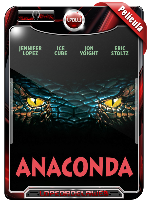 Anaconda (1997) BrRip 720p Dual Mega