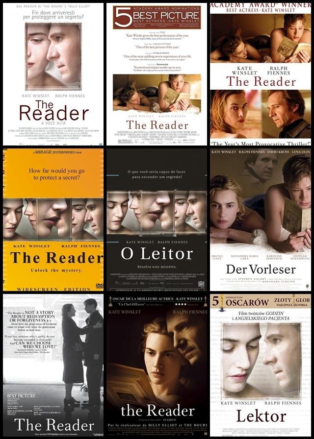 Reader, lector, Stephen, Daldry