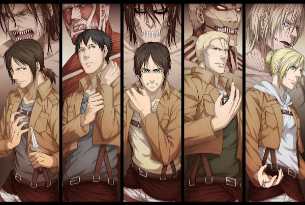 Shingeki no Kyojin Episode 1 - 25 Subtitle Indonesia Lengkap