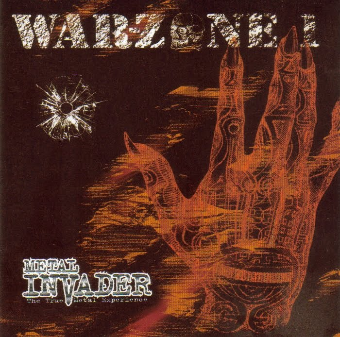 Warzone 1 - 1997 1. Unrest (Ger) - Sadness And Darkness 2. Thunder Way (Alb) - Nothing Else To Try 3. Brazen Abbot (Fin) - Eye Of The Storm