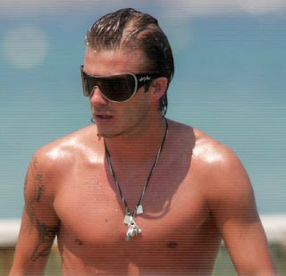 David Beckham Pictures 2010