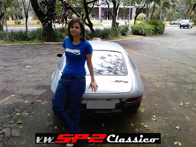 Gata no Volkswagen SP2