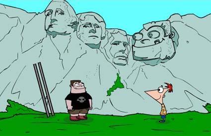 Phineas y Ferb: Cazadores de Monstruos