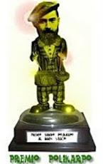Blog ganador del Premio Polikarpo 2012