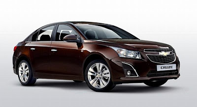 Chevrolet Cruze 2013 fotos