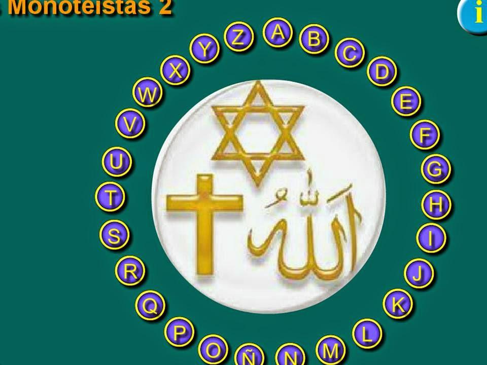 RELIGIONES MONOTEISTAS 2