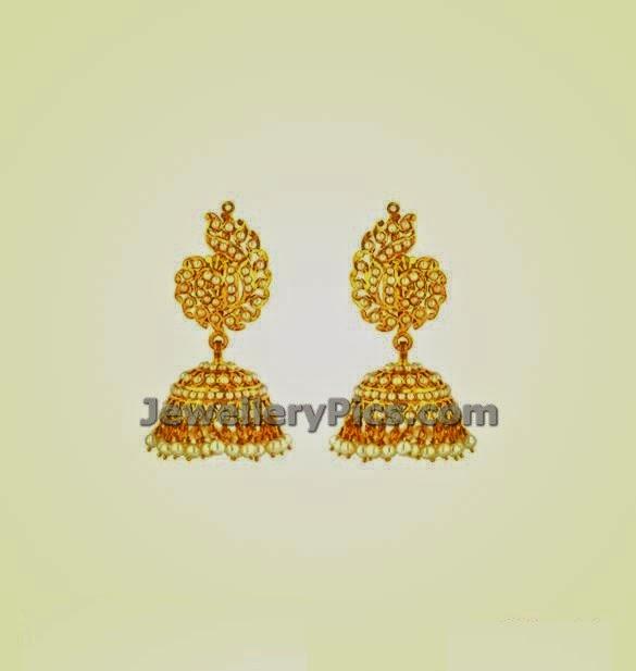 gold traditional bhuttalu