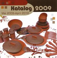 Katalog Twin Tulipware 2009