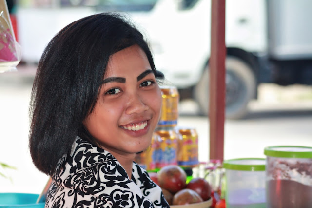 Photographie : Sourires khmers