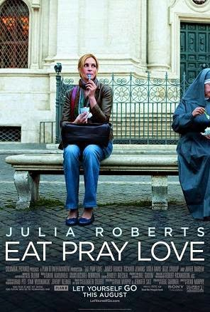 deepsrecipes movie review Eat Pray Love