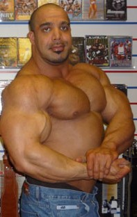 Garland big bodybuilding