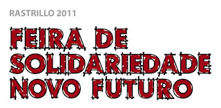 fotografia promocional da Feira de Solidariedade Novo Futuro