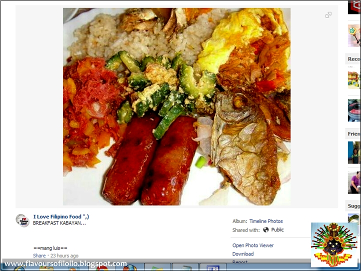 I love filipino food facebook page steals photos flavours of iloilo update my complaint through facebook report bore fruit after a few days as all my photos have been removed from the site serves them right forumfinder Gallery