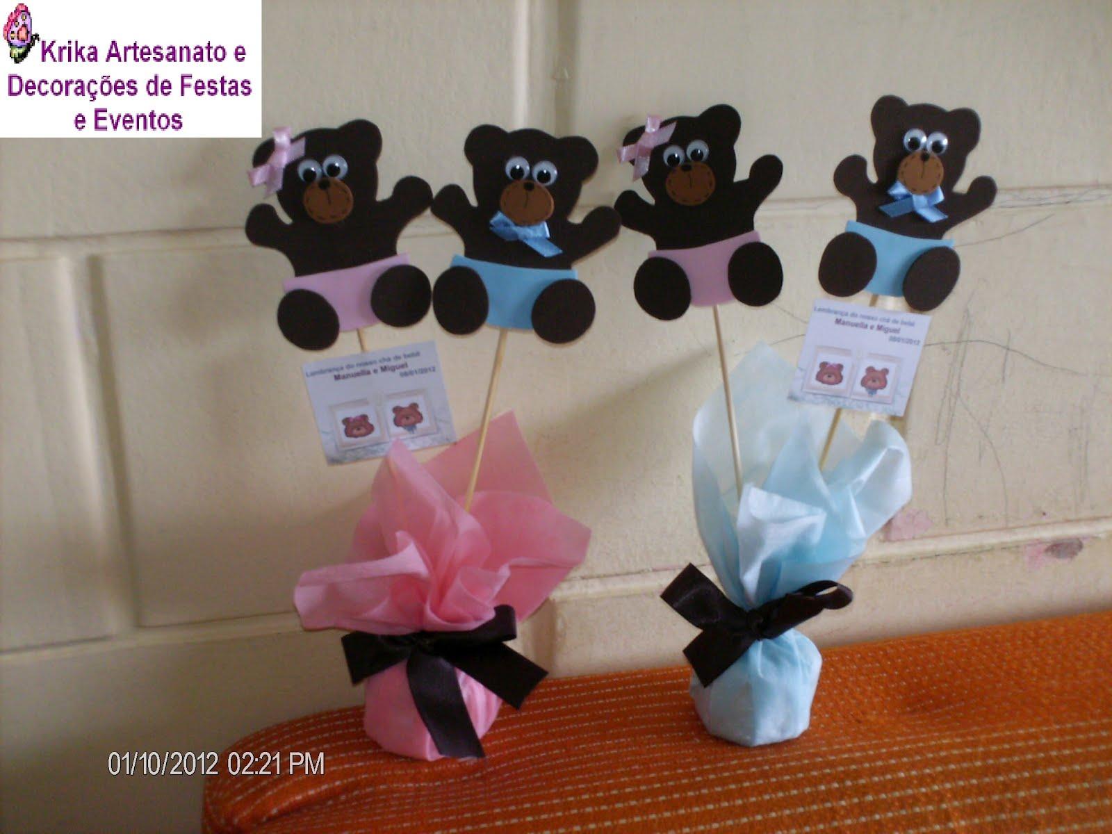 Dila decorações de Festa Infantil