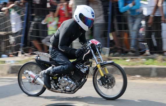 Modif Suzuki Satria F-150 , Piston CBR Terbukti Ampuh Buat Satria F150 title=
