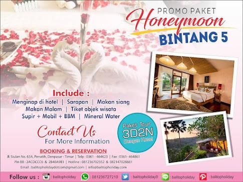 Promo Liburan ke Bali
