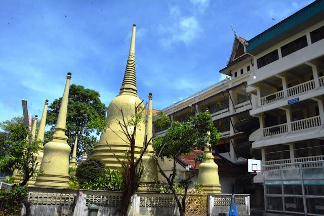 Phuket Town pagode
