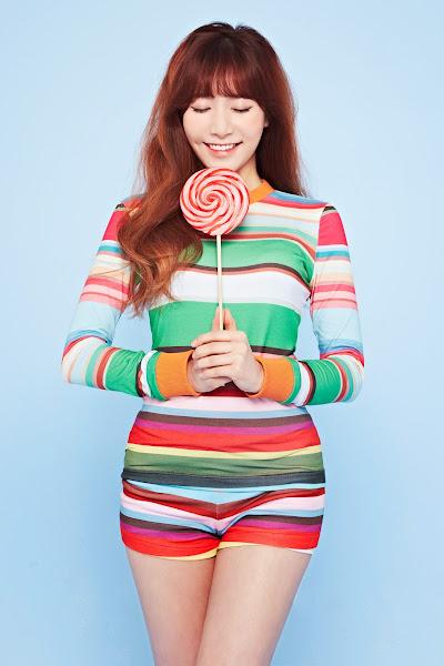 Soyeon Sugar Sugar Concept