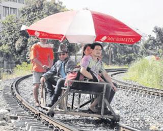 Teksi Troli Landasan Keretapi