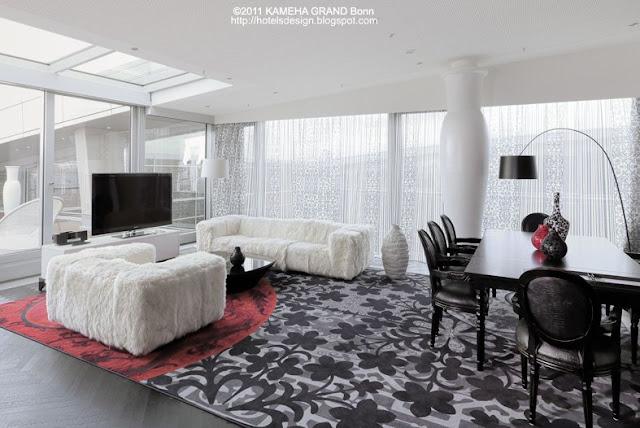 Kameha Grand Bonn_30_Les plus beaux HOTELS DESIGN du monde