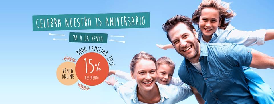 15 Aniversario SENDA VIVA