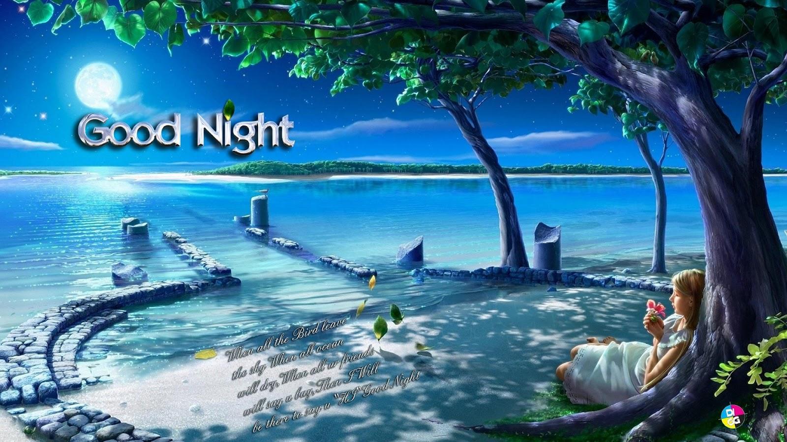 Good Night Pics Gud Nyt Wallpapers Wish Sms Jobspapacom | Auto Design ...