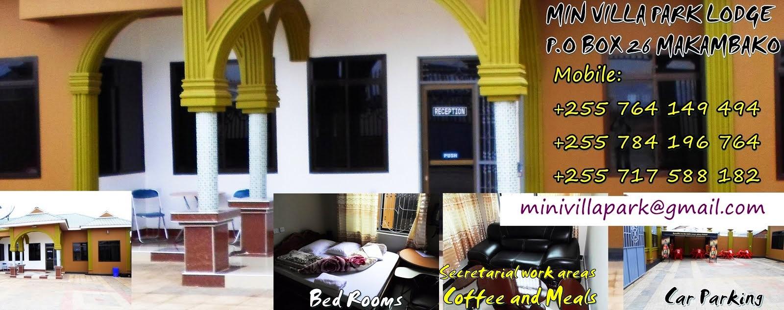Home Mini Villa Park Lodge