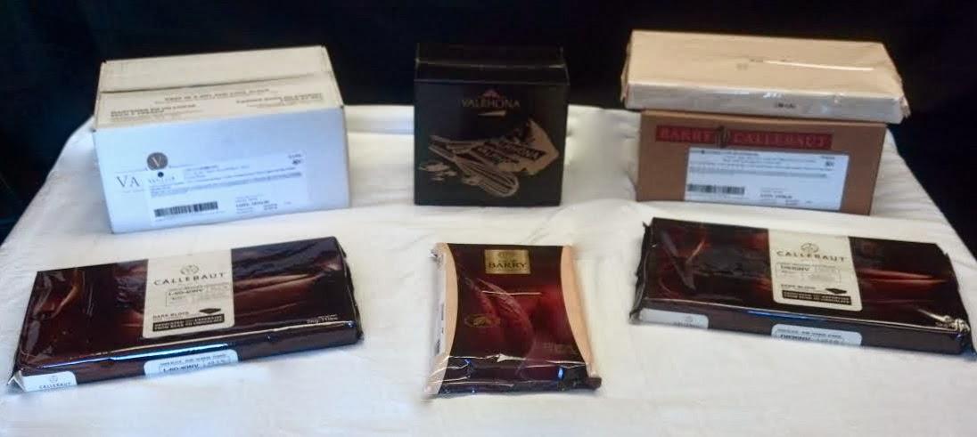 Callebaut Chocolates