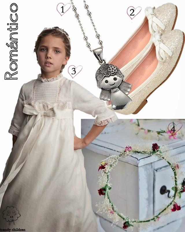 corona de flores primera comunión 2014 zapatos perlados