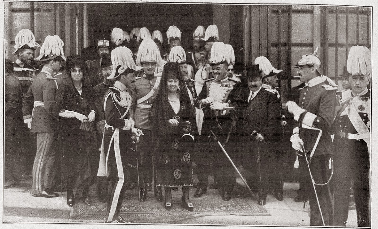 Grandes de España: Fiesta de la Nobleza (1919)