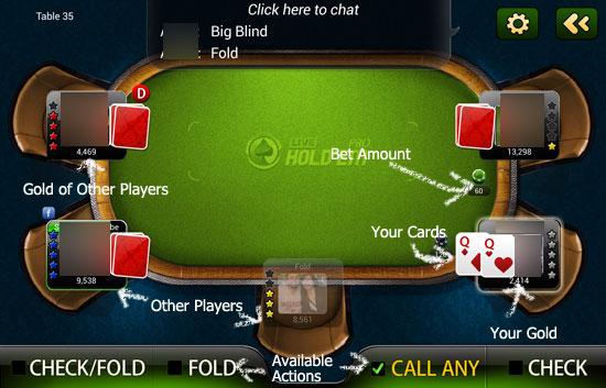 Main Game Screen