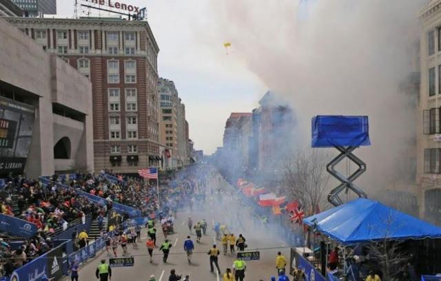 Bom Boston: Pesta Atletik Menjadi Kekacauan Berdarah