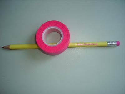 deko mit masking tape