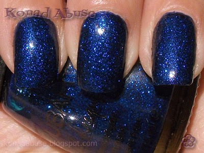 Boots 17 Lasting Fix Midnight Sapphire and Nubar Night Sparkle