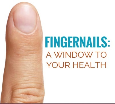 Health Tips What Your Nails Tell About Overall