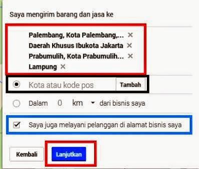 gambar Cara menampilkan bisnis di google