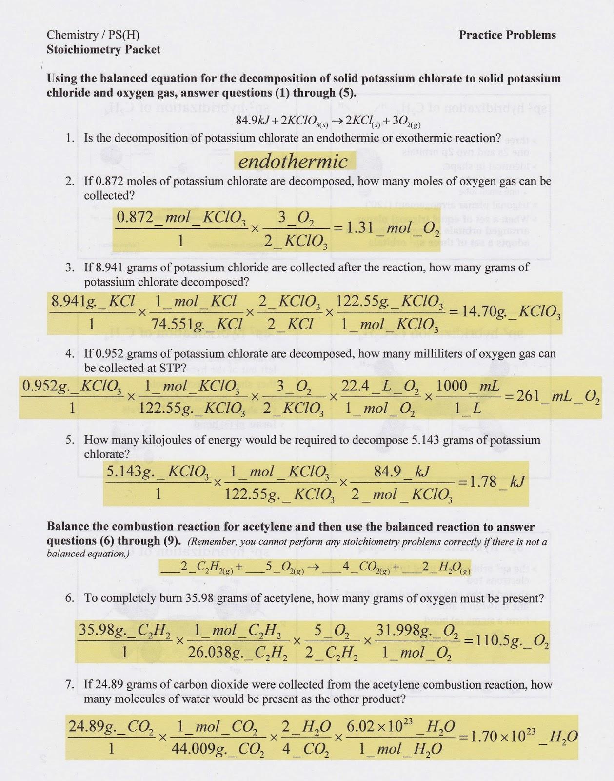 Worksheets Solution Stoichiometry Worksheet 28 12 stoichiometry guided answers 129482 stoichiometry
