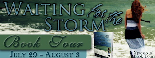 Waiting for the Storm Blog Tour: Review & Giveaway