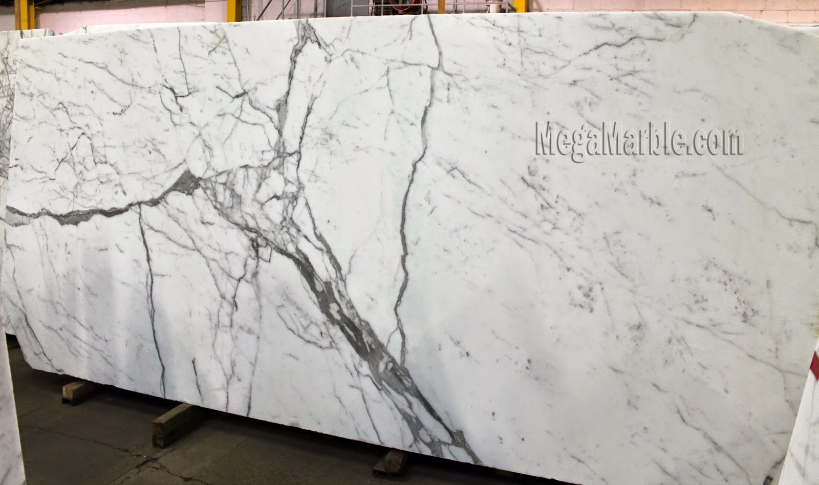 Natural Stone Marble : White marble countertops nj
