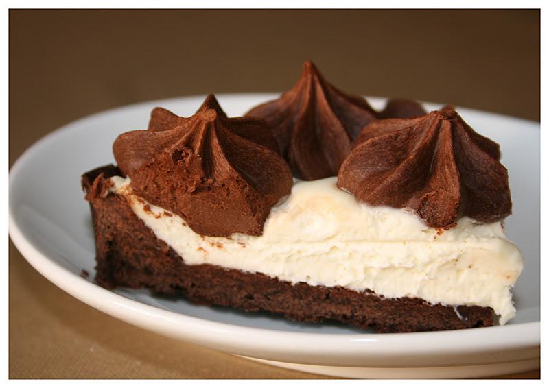 Cosas con Encanto: CHOCOLATE-ESPRESSO TART, TENEMOS INVITADOS