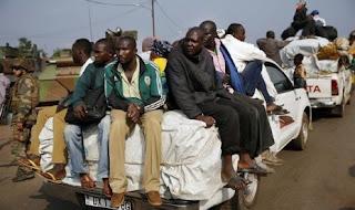 Gawat, Muslim akan Terhapus dari Republik Afrika Tengah
