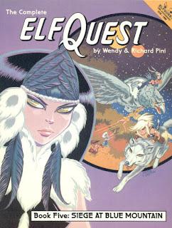 Sexismo en los Cómics, por Alan Moore 3 (de 3) Elfquest