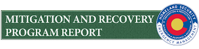 Mitigation and Recovery Program Report