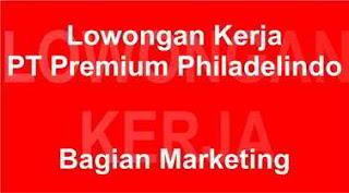 Lowongan Kerja PT Premium Philadelindo Makassar
