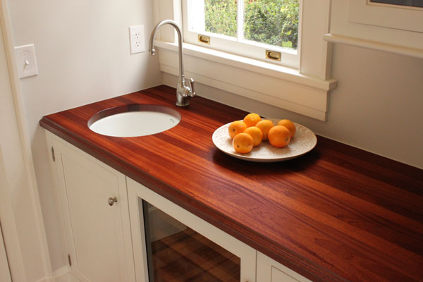 Butcher Block Countertops Price : GOLD NOTES: Wood Countertops: Guest Post by Joshua Johson of J. Aaron