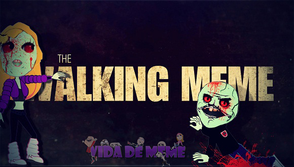 O Vida de Meme apresenta: The Walking Meme (Sneak Peek)The Walking Meme