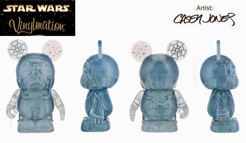 Star Wars Vinylmation Series 4 by Disney - Hologram Emperor Palpatine