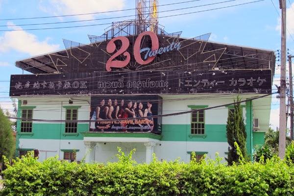 did prostitutes in thailand decline