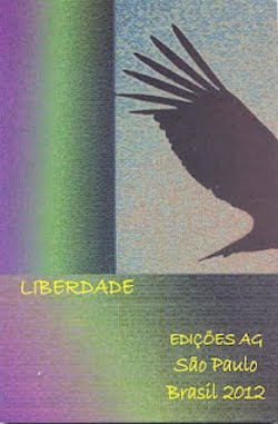 "LIVRO ""LIBERDADE"" / MY BOOK ""FREEDOM"""